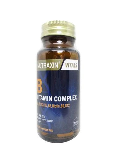 Nutraxin Nutraxin B Vitamin Complex 60 Tablet Renksiz